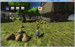 KEngine Screenshot