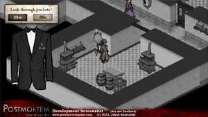 Postmortem Screenshot
